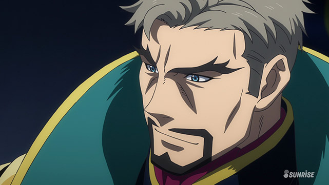Mobile Suit Gundam : Iron-Blooded Orphans  Episode 47