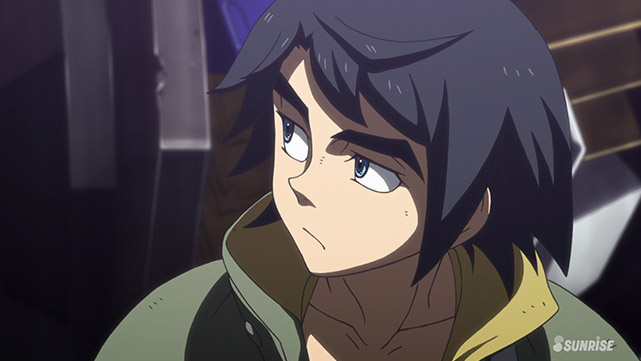 Mobile Suit Gundam : Iron-Blooded Orphans  Episode 48
