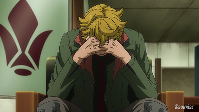 Mobile Suit Gundam : Iron-Blooded Orphans  Episode 49