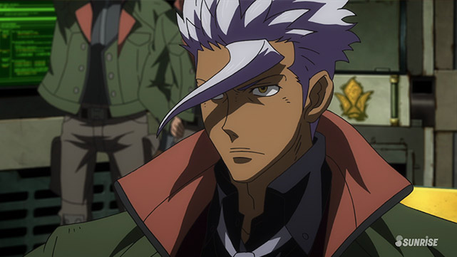 Mobile Suit Gundam : Iron-Blooded Orphans  Episode 44