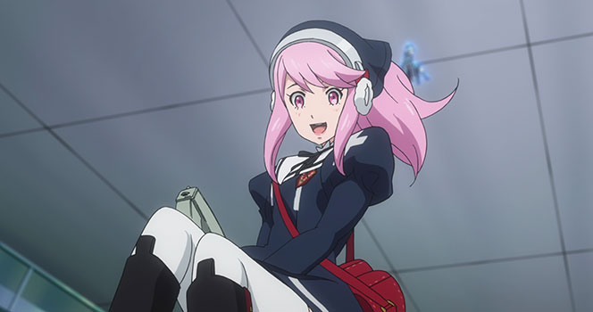 Gunslinger Stratos Episodio 03