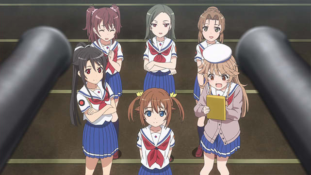 High School Fleet Episodio 04