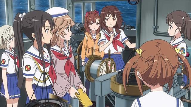 High School Fleet Episodio 10