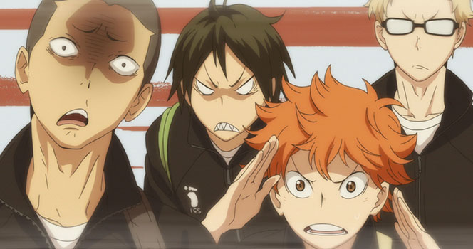 Haikyu!! S1-3 Episode 7