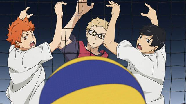 Haikyu!! S1-3 Episode 01