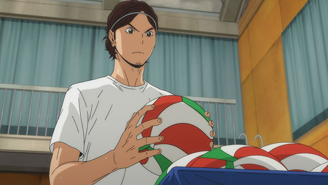 Haikyu!! S1-3 Episode 06