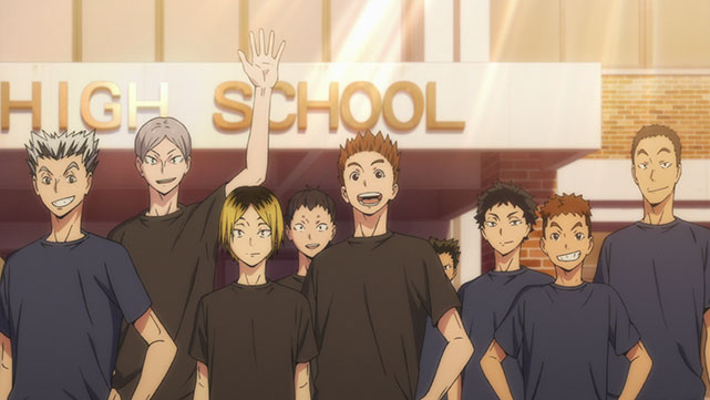 Haikyu!! S1-3 Episode 11