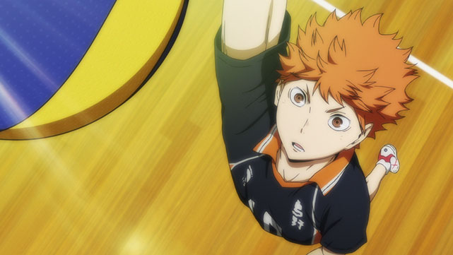 Haikyu!! S1-3 Episode 14