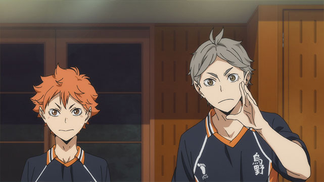 Haikyu!! S1-3 Episode 17