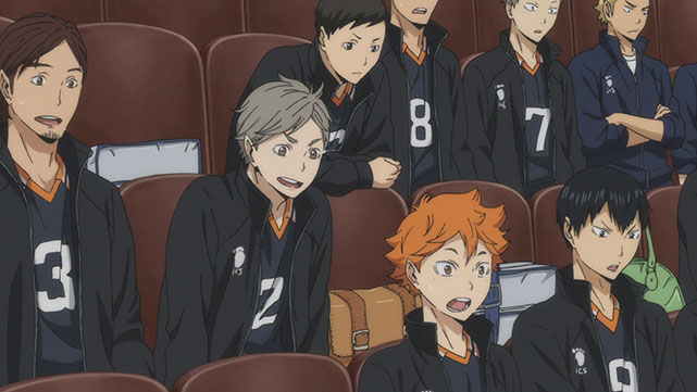Haikyu!! S1-3 Episode 19