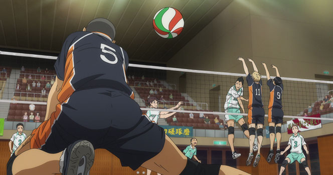 Haikyu!! S1-3 Episode 22