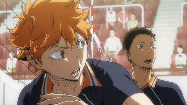 Haikyu!! S1-3 Episode 21