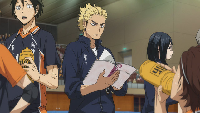 Haikyu!! S1-3 Episode 09