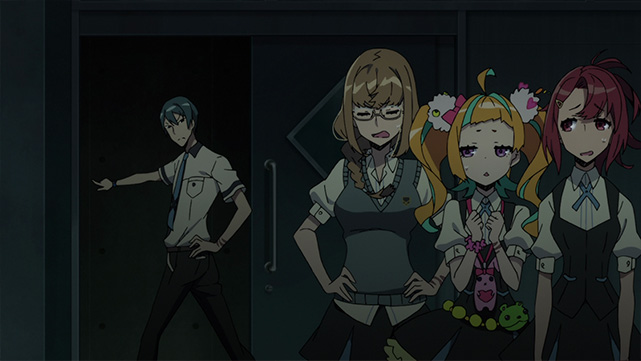 Kiznaiver Episode 08