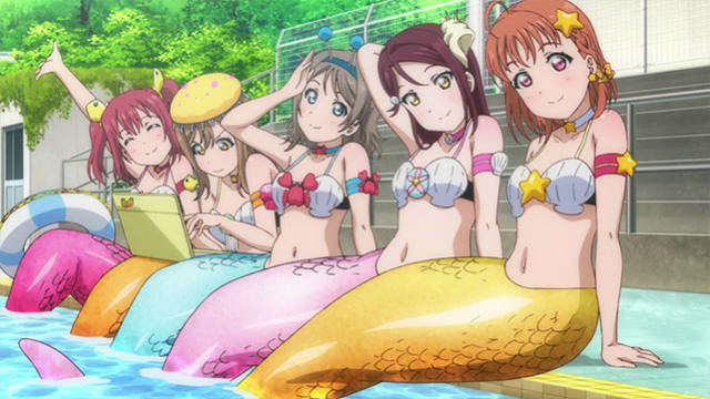 LOVE LIVE SUNSHINE Episode 05