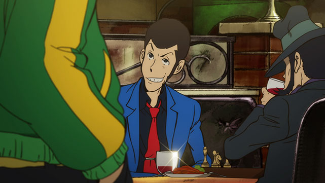 Lupin the Third (2015) L'aventure italienne Episode 02