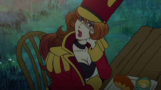 Lupin the Third (2015) L'aventure italienne Episode 05