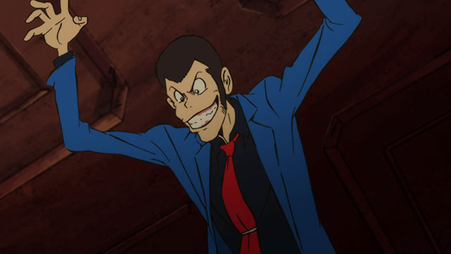 Lupin the Third (2015) L'aventure italienne Episode 06