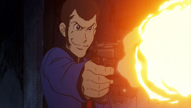 Lupin the Third (2015) L'aventure italienne Episode 08