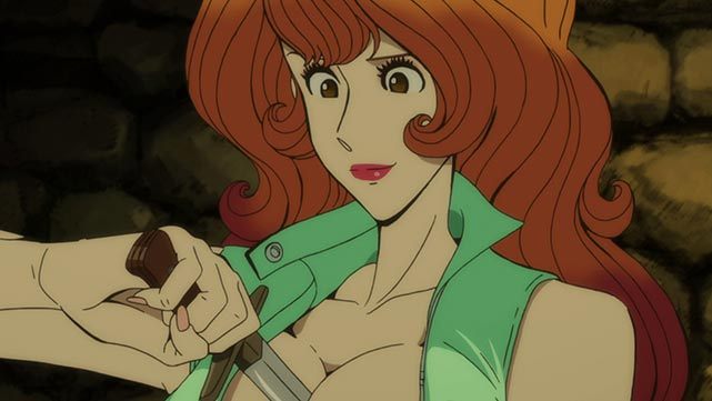 Lupin the Third (2015) L'aventure italienne Episode 17