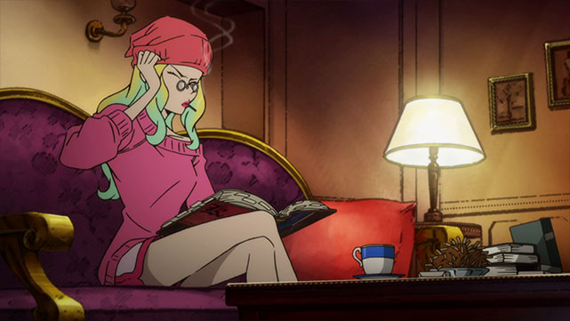 Lupin the Third (2015) L'aventure italienne Episode 11