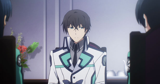 The irregular at magic high school Episode 8