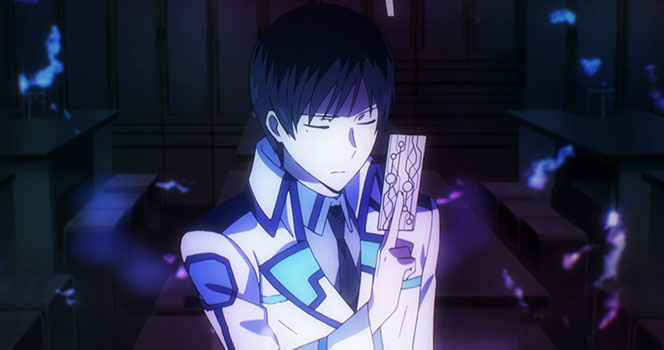 The irregular at magic high school Episode 9