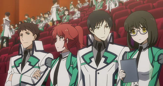 The irregular at magic high school Episode 23