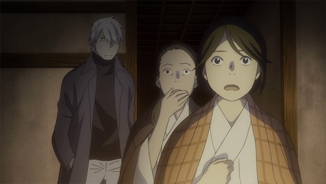 Mushishi - Next Passage - Episode 03