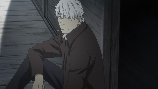 Mushishi - Next Passage - Episode 08
