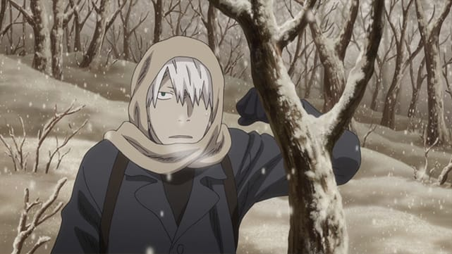 Mushishi - Next Passage - Episode 10