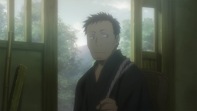 Mushishi - Next Passage - Episode 11