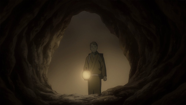 Mushishi - Next Passage - Episode 12