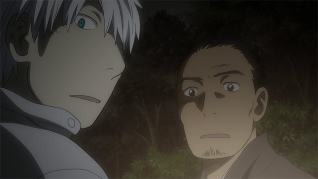 Mushishi - Next Passage - Episode 14
