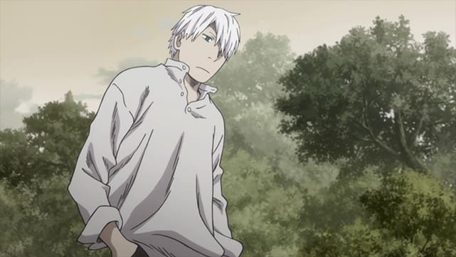 Mushishi - Next Passage - Episode 16
