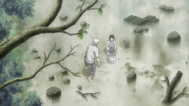 Mushishi - Next Passage - Episode 17