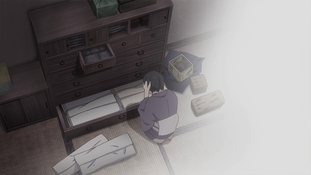Mushishi - Next Passage - Episode 18