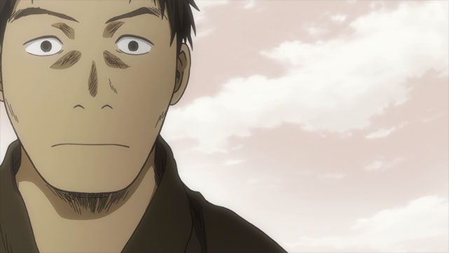 Mushishi - Next Passage - Episode 19