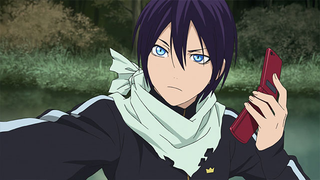 Noragami Episode 02