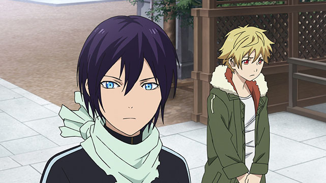 Noragami Episode 10