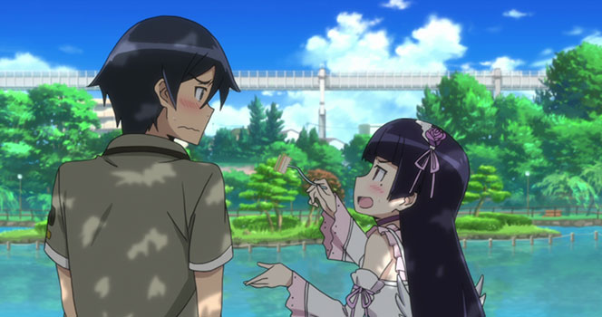 Ore no Imoto ga Konna ni Kawaii Wake ga Nai  Episode 14