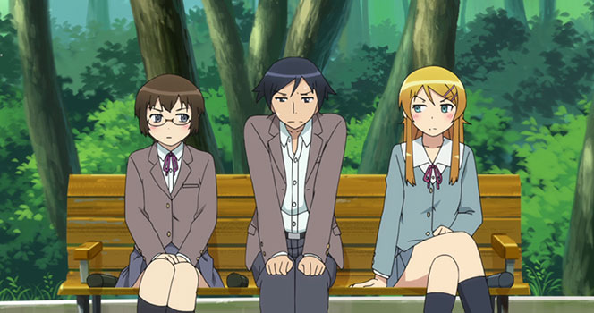 Ore no Imoto ga Konna ni Kawaii Wake ga Nai  Episode 16