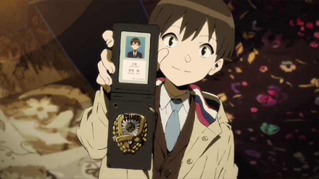 Occultic;Nine Episode 05