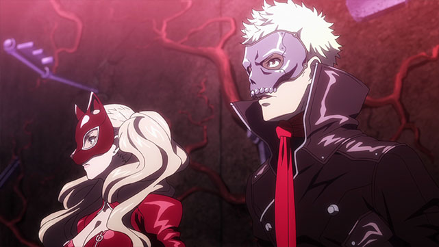 Episode spécial: Persona 5 The Animation - THE DAY BREAKERS - VOSTFR