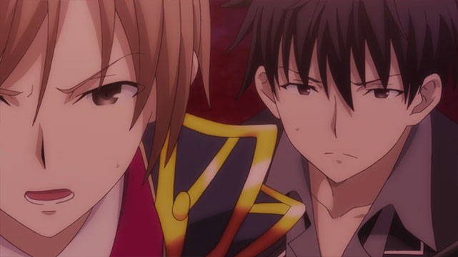 Qualidea Code Episode 12