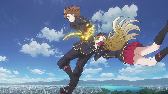 Qualidea Code Episode 01