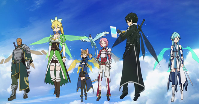 Sword Art Online Extra Edition Episode 1