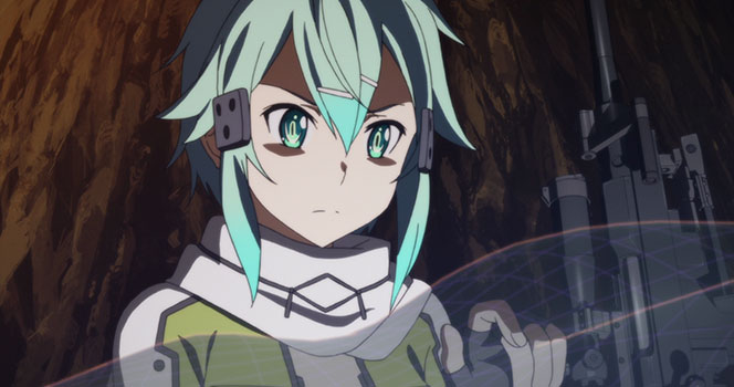 Sword Art Online Episode 8