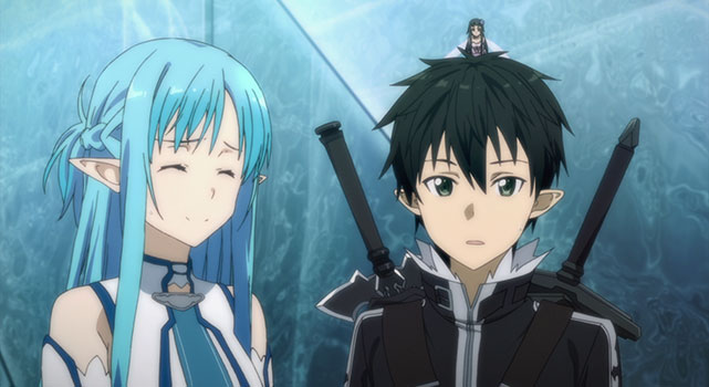 Sword Art Online Episode 16