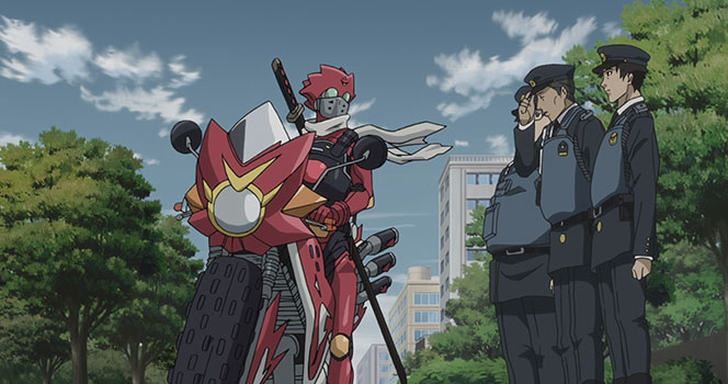 Samurai Flamenco Episode 15